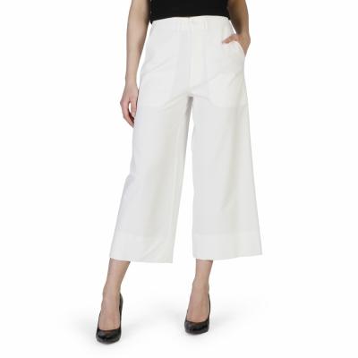 Pantaloni Imperial PUT8VFP Alb