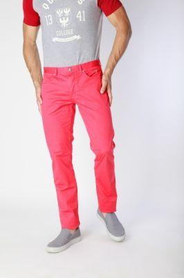 Pantaloni Jaggy J1551T812-1M Rosu
