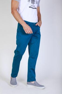 Pantaloni Jaggy J1551T813-1M Albastru