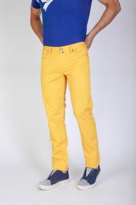 Pantaloni Jaggy J1883T812-1M Galben
