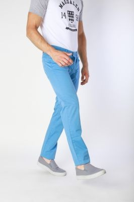 Pantaloni Jaggy J1883T812-1M Albastru