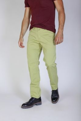 Pantaloni Jaggy J1889T812-Q1 Verde