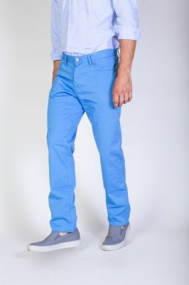 Pantaloni Jaggy J1889T812-Q1 Albastru