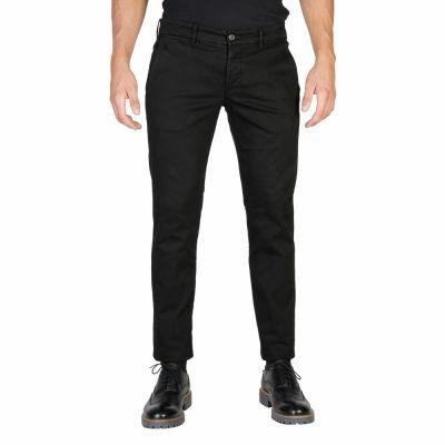Pantaloni Oxford University OXFORD_PANT-REGULAR Negru