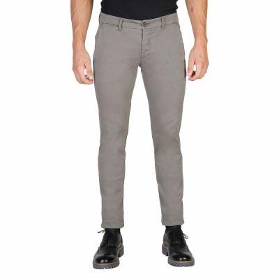 Pantaloni Oxford University OXFORD_PANT-REGULAR Gri