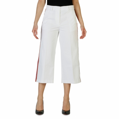 Pantaloni Pinko 1G132V_5313 Alb