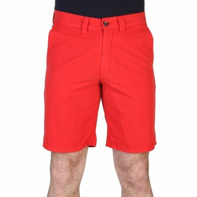 Pantaloni scurti Carrera Jeans 00621A_1163A Rosu
