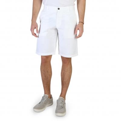 Pantaloni scurti Armani Jeans 3Y6S75_6N21Z Alb