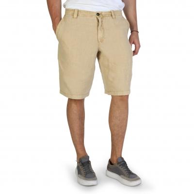 Pantaloni scurti Armani Jeans 3Y6S75_6NDMZ Maro