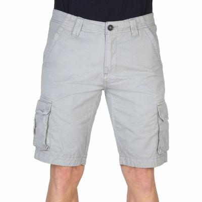 Pantaloni scurti Oxford University BERMUDA-71201 Gri