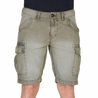 Pantaloni scurti Oxford University BERMUDA-RV1790 Verde