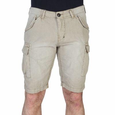 Pantaloni scurti Oxford University BERMUDA-RV1790 Maro