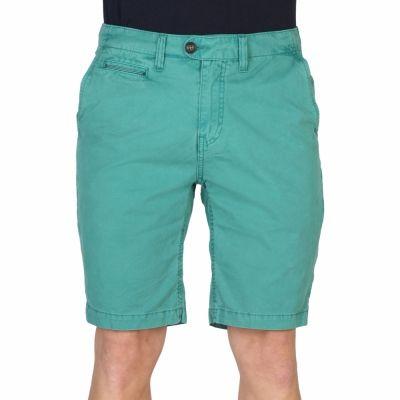 Pantaloni scurti Oxford University BERMUDA-SL1786 Verde