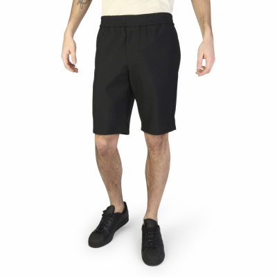 Pantaloni scurti Emporio Armani S1P030_S1339 Negru