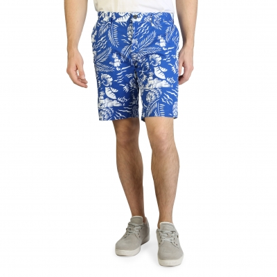 Pantaloni scurti Tommy Hilfiger MW0MW13528 Albastru