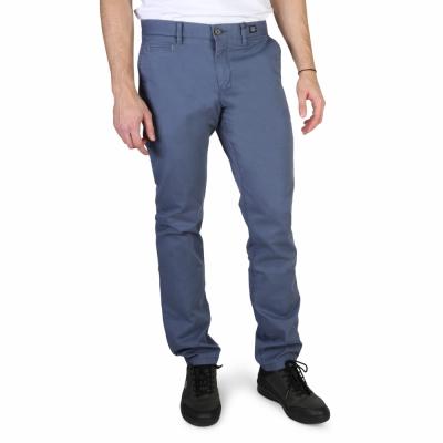 Pantaloni Tommy Hilfiger MW0MW02179 Albastru