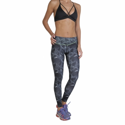 Pantaloni trening Elle Sport ES3441 Negru