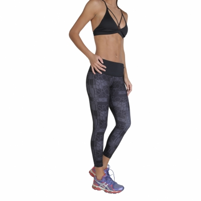 Pantaloni trening Elle Sport ES3446 Negru