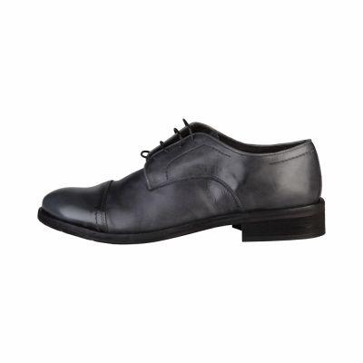 Pantofi siret Made In Italia ALBERTO Gri