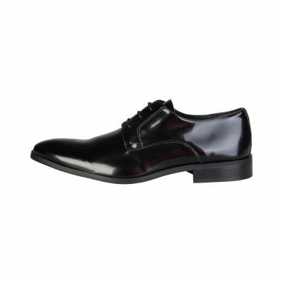 Pantofi siret Made In Italia FLORENT_VERNICE Negru