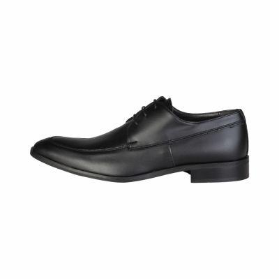 Pantofi siret Made In Italia LEONCE Negru