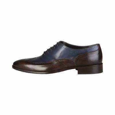 Pantofi siret Made In Italia TIBERIO Albastru