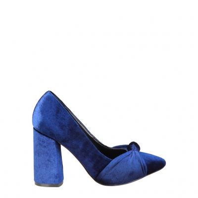 Pantofi cu toc Fontana 2.0 GIUSI Albastru