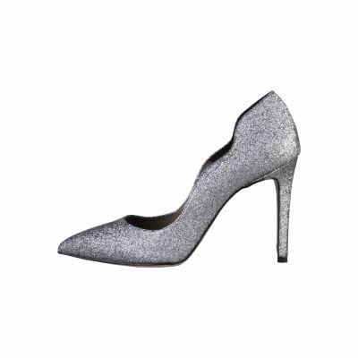 Pantofi cu toc Made In Italia FRANCESCA Gri