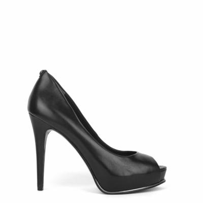 Pantofi cu toc Guess FLEF24LEA07 Negru