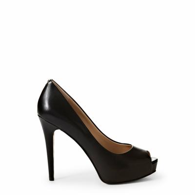 Pantofi cu toc Guess FLH124LEA07 Negru