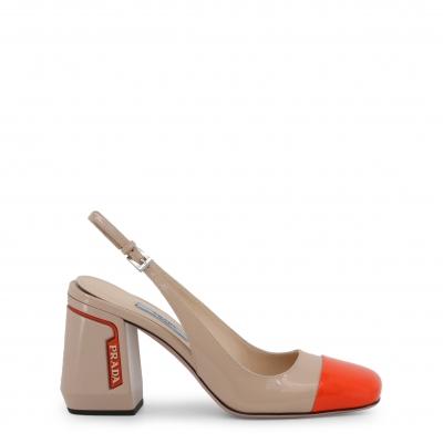 Pantofi cu toc Prada 1I223L Maro