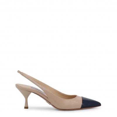 Pantofi cu toc Prada 1I272L Maro