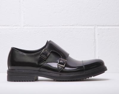 Pantofi Duca Di Morrone EDWARD Negru