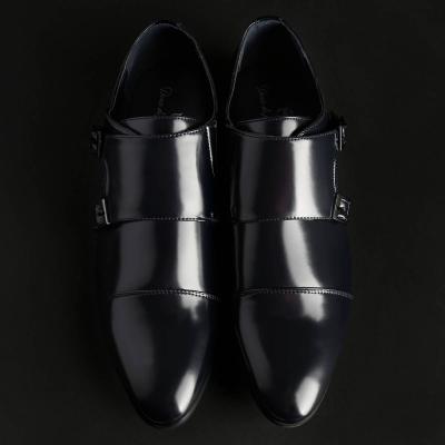Pantofi Duca Di Morrone JAMES Albastru