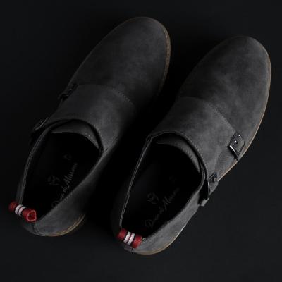 Pantofi Duca Di Morrone RAMSEY Gri