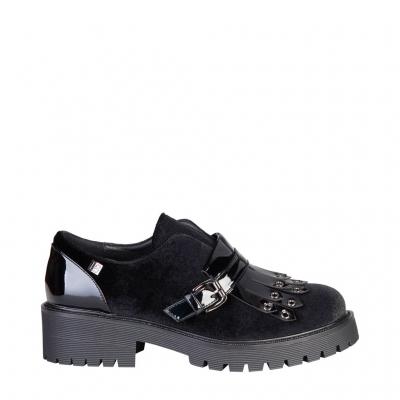 Pantofi Laura Biagiotti 2254 Negru