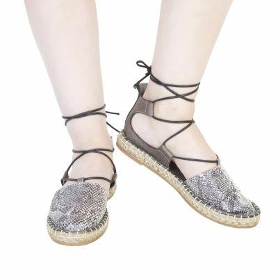 Pantofi Ana Lublin RAISSA Gri