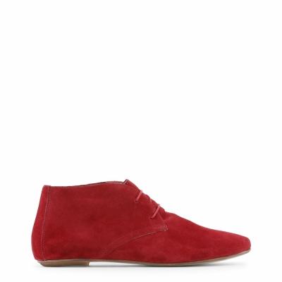 Pantofi siret Arnaldo Toscani 1119100 Rosu