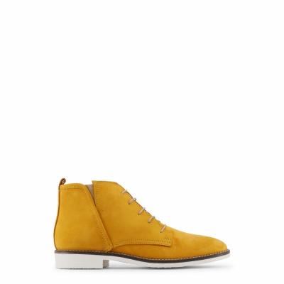 Pantofi siret Arnaldo Toscani 2133402 Galben