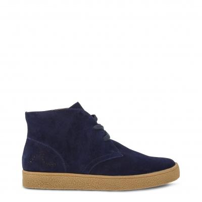 Pantofi siret Docksteps NEWSALINAS-MID_2126 Albastru