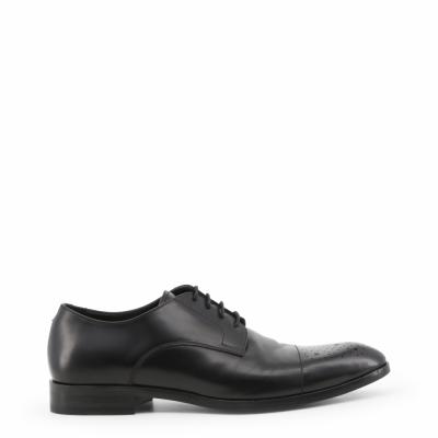 Pantofi siret Emporio Armani X4C273_XAT04 Negru