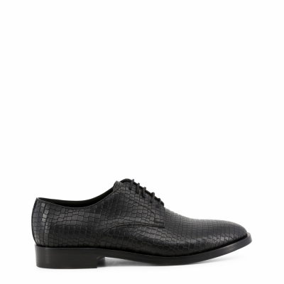 Pantofi siret Emporio Armani X4C385_XC922 Negru