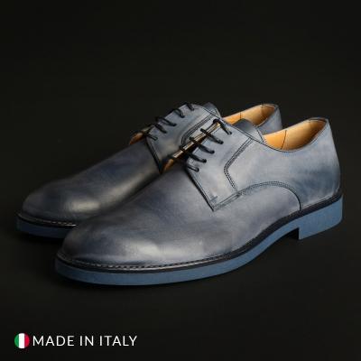 Pantofi siret Madrid 604_CERATO Albastru