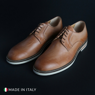 Pantofi siret Madrid 604_PELLE Maro