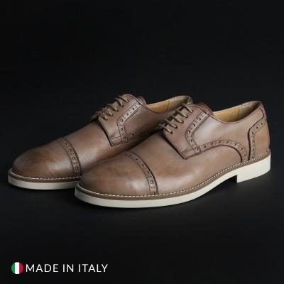 Pantofi siret Madrid 607_PELLE Maro