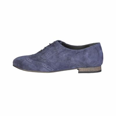 Pantofi siret Pierre Cardin 1140204 Albastru