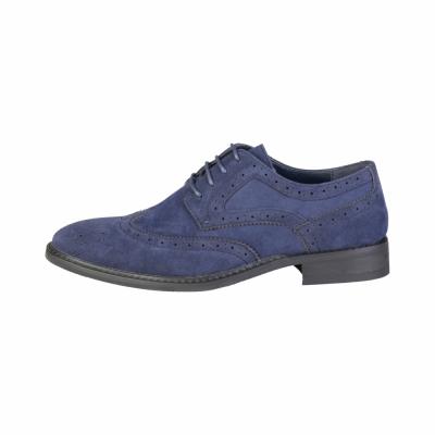 Pantofi siret Pierre Cardin GR5010 Albastru