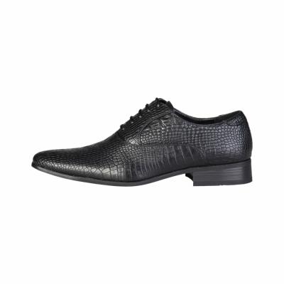 Pantofi siret Pierre Cardin M71292 Negru