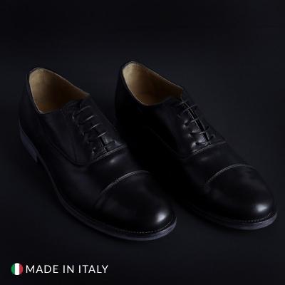 Pantofi siret Sb 3012 1003_CRUST Negru