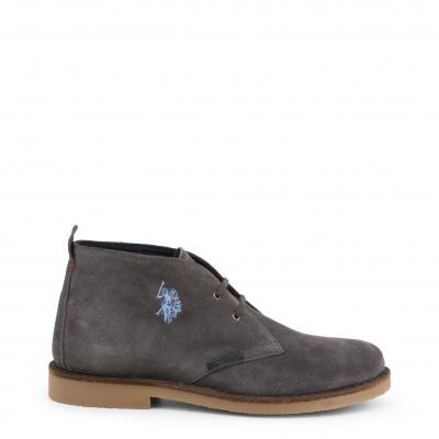 Pantofi siret U.s. Polo Assn. MUST3119S4_S19A Gri